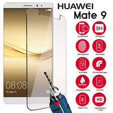 Per Huawei Mate 9 - 100% GENUINE VETRO TEMPERATO PELLICOLA PROTEGGI SCHERMO
