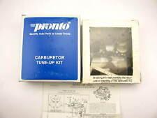 Pronto 10387 Carburetor Rebuild Kit 1971-1972 Chevrolet GMC Rochester 4MC 4MV