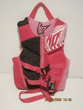 HO SPORTS 3223 Life Jacket, Child 30-50LB Type III PFD USCG Approved PRE-OWNED!!
