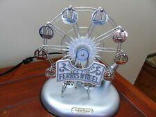 Solar Powered Kinetec Motion Ferris Wheel