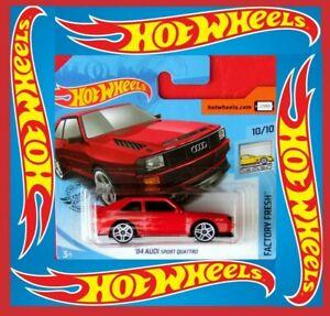 Hot Wheels 2020    ´84 AUDI SPORT QUATTRO    145/250   NEU&OVP