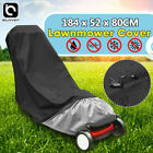 Lawn Mower Cover Rain Snow Waterproof UV Protector Hand Push Mowers Weeder Cover