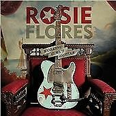 Working Girl's Guitar, Rosie Flores CD , New, FREE & Fast Delivery