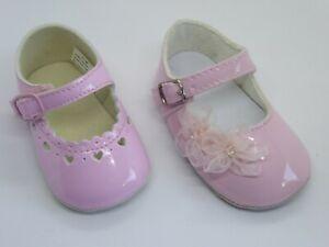 Baby Mädchen Besondere Anlässe weich leise Schuhe von Little Cutie