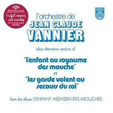 Jean-Claude Vannier L'Enfant Assassin Des Mouches Finders Keepers Melody Nelson