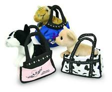 COLLECT HARLEY-DAVIDSON MOM DAD'S DAY PET & PURSE BAG TOY DOG CAT ANIMAL KID NWT