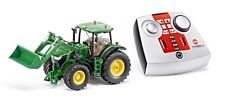 6777 John Deere 7R with Front Loader Remote Control 1:3 2 Siku Control