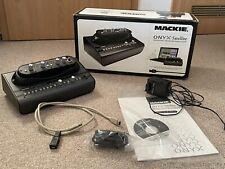 Mackie Onyx Satellite Firewire Audiointerface mit OVP