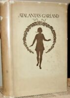 VIRGINIA WOOLF ATALANTA'S GARLAND PHOTO & JACOB'S ROOM SCARCE COPY w/Dust Jacket