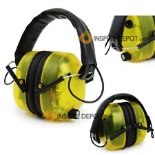 Electronic Earmuff Sport Shooting Ear Impact Protection Gun Industrial Hunting