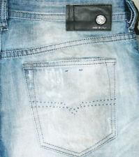 *HOT! AUTHENTIC Men's DIESEL @ BUSTER Art 850Q Slim TAPERED Denim Jeans 36 x 28