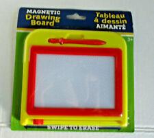 Magnetic Drawing board swip to erase drawing printing age 3+
