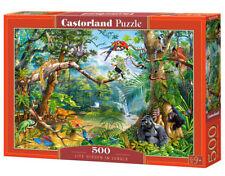 Castorland b-52776 - Life Hidden dans jungle, Puzzle 500 pièces-Neuf