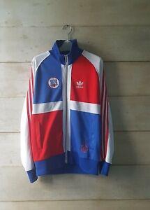 Rare! DOMINICAN REPUBLIC tracktop jacket windbreaker size M