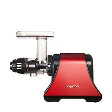NEW Model Oscar Neo Plus DA-1200 Cold Press Fruit Vegetable Juicer - Red