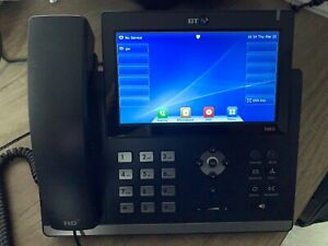 Yealink T48G BT-branded factory-reset VOIP Telephone