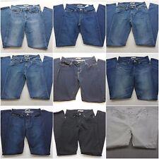Levi's Womens 712 Slim Fit Mid Rise Stretch Denim Jeans 25-35 All Sizes Dark Wash 0024 32