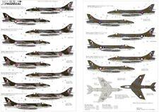 Xtradecal 1/48 Hawker Hunter F. Mk.9 / FR.10 # 48034