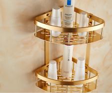 Bathroom Shelf Durable 2 tiers shower shelf Kitchen storage basket Shower Caddy