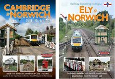 Cambridge to Norwich Cab Ride+ Railway Signalling in Anglia:Ely - Norwich OFFER