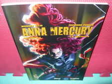 ANNA MERCURY - GLENAT - VOL.1 - COMIC