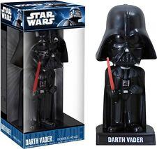 Star Wars Darth Vader Bobble Head NUOVO Wacky Wobbler