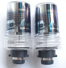 D2R 4300K HID Xenon Bulbs Set Headlight Replacement Lamps 12V 35W Stock White