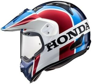 2019 ARAI OFFICIAL #HRC #HONDA TOUR-X 4 DAKAR #ADVENTURE MOTORCYCLE CRASH HELMET
