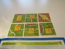 Carcassonne - Die Kornkreise (Neue Edition) Erweiterung