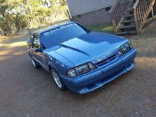 1989 Ford Mustang Lx 5.0 supercharged