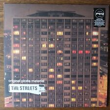 THE STREETS || ORIGINAL PIRATE MATERIAL || Vinyl LP RAR