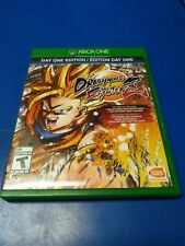 Microsoft Xbox One Day One Edition Dragonball Fighter Z Game