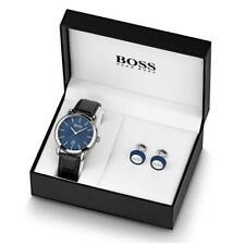 BOSS Watches Mens Watch And Cufflink Gift Set 1570092