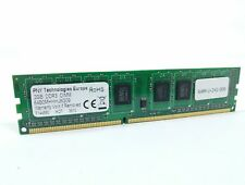Memory//Ram PNY 8GB 2X4GB KIT DDR3-1333 PC3 MT4GU16H2568-33-TPXX DIMM 240pin PC