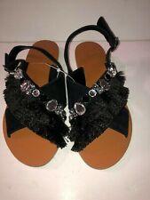 a1ffe1e85f4d New Listing Vince Camuto NWOT SIZE 6.5M US WOMEN S Ampella Embellished  Fringe Sandal 4108AN