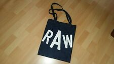 Jeansbeutel Beutel Tasche Bag Shopper G-Star Raw neu