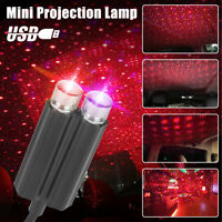 USB Car Interior Roof Atmosphere Starrry Sky Lamp LED best Light Star Accessory