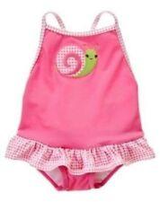 Baby Bademode für Mädchen aus Mischgewebe