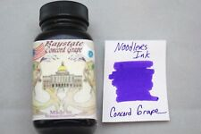 NOODLERS FOUNTAIN PEN INK 3 OZ BOTTLE CONCORD GRAPE