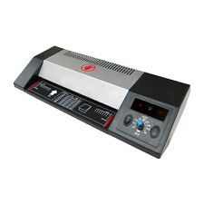 220V, Steel Thermal Laminator A3 A4 Hot&Cold 13'' Machine Roller Pouch Photo