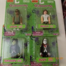 2002 The Osbourne Mini Halloween Figures