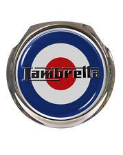 Lambretta MOD Target Car Grille Badge - FREE FIXINGS