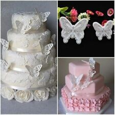 Butterfly Shape Cake Mold 2 Sizes Food-Grade Fondant Decorating Cookie Molds