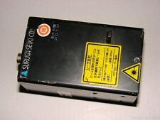 Used Suruga Seiki H350b C100 Laser Autocollimator Sensor Head W/O Cable Acces