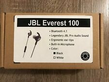 JBL EVEREST 100 Wireless Bluetooth Earbud Headphones BLACK - Refurbished by JBL