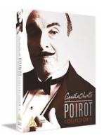 Agatha Christie  Poirot = COLLECTION ONE  DVD region 2