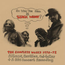 Stack Waddy : So Who the Hell Is Stack Waddy?: The Complete Works 1970-72 CD