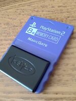 FMCB 1.953 / Sony PlayStation2 8MB Memory Card with Free Mcboot 1.953 | Kemco
