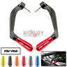 Motorcycle Brake Clutch Hand Levers Guards Protection For YAMAHA YZF R6 YZFR6