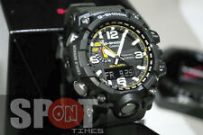 Casio G-Shock MUDMASTER Tough Solar Triple Sensor Men's Watch GWG-1000-1A3
